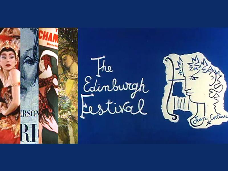 Edinburgh Festivals Past: 1954 to 1969