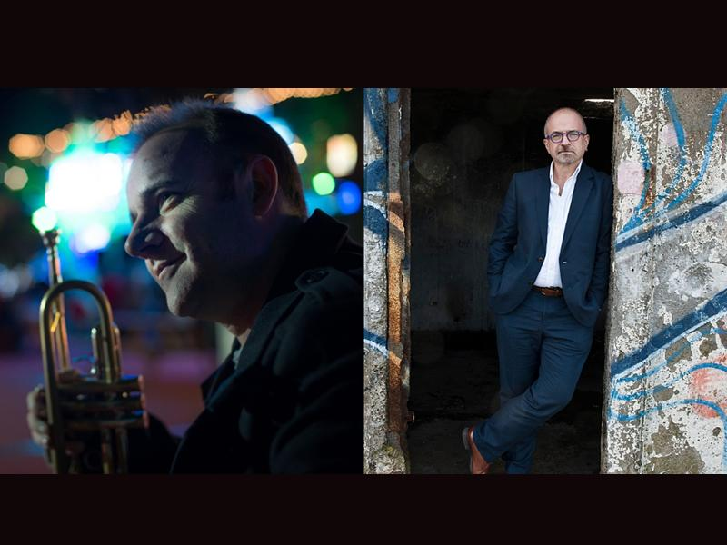 Edinburgh Jazz and Blues Festival: Colin Steele and Brian Kellock play Glenn Miller