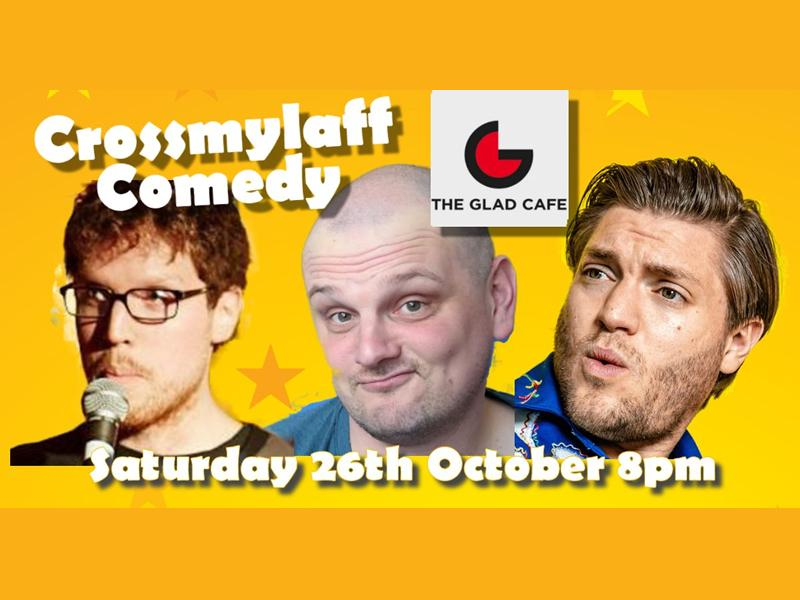 Crossmylaff Standup Comedy: October