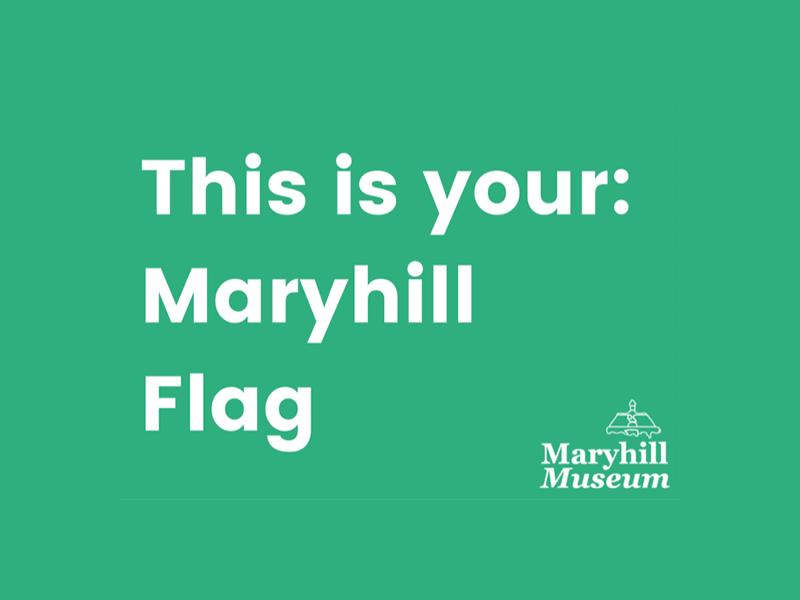 A Flag For Maryhill: Public Vote