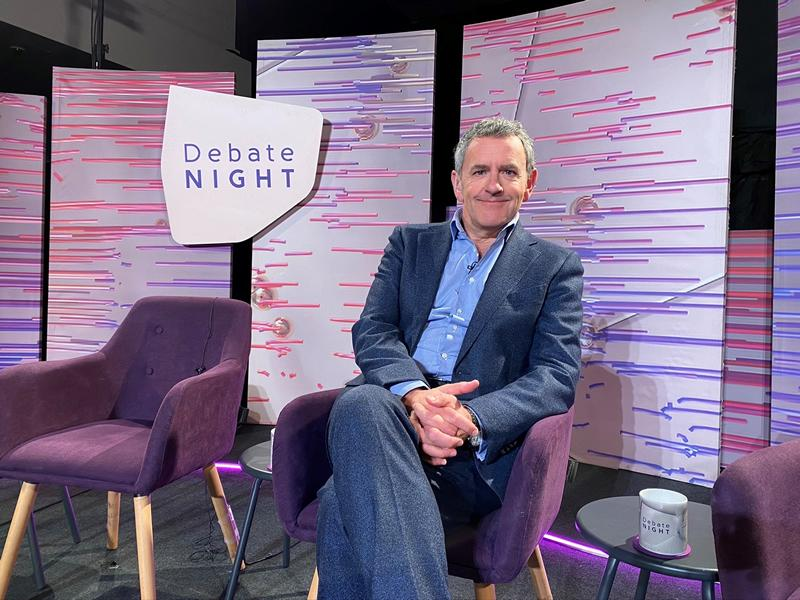 BBC Debate Night is returning for 2021