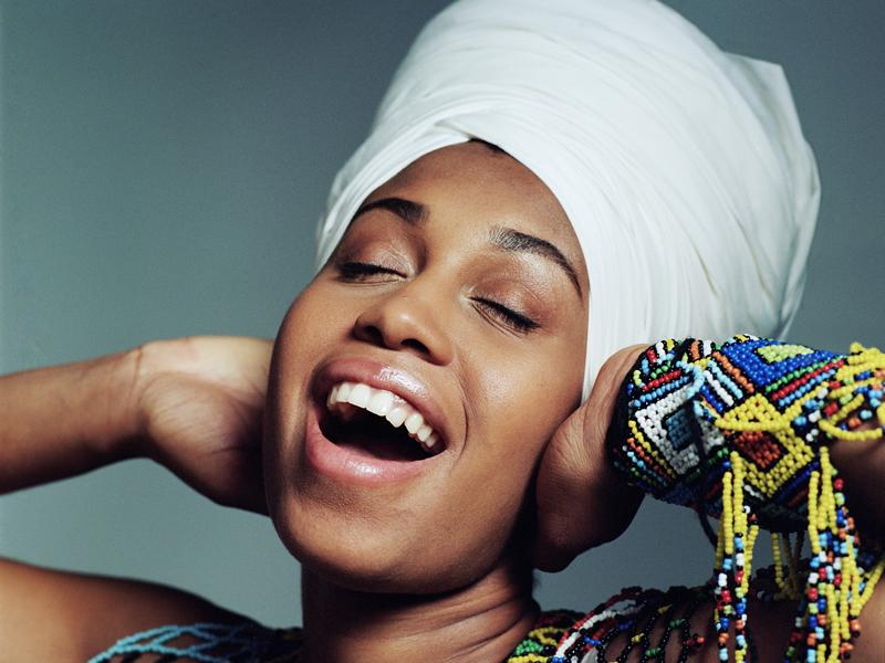 The Artistry of Jazzmeia Horn with the Scottish National Jazz Orchestra