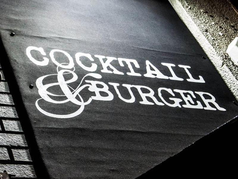 Cocktail & Burger