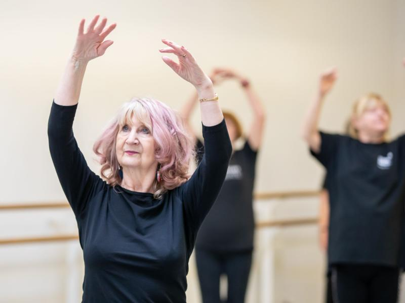 Scottish Ballet brings the health benefits of dance to your home