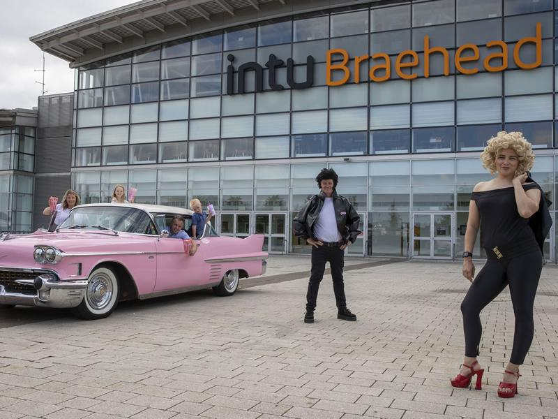 Movies on the boardwalk at intu Braehead to raise charity cash