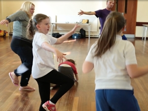 Indepen Dance Outreach Classes: Wishaw Kids