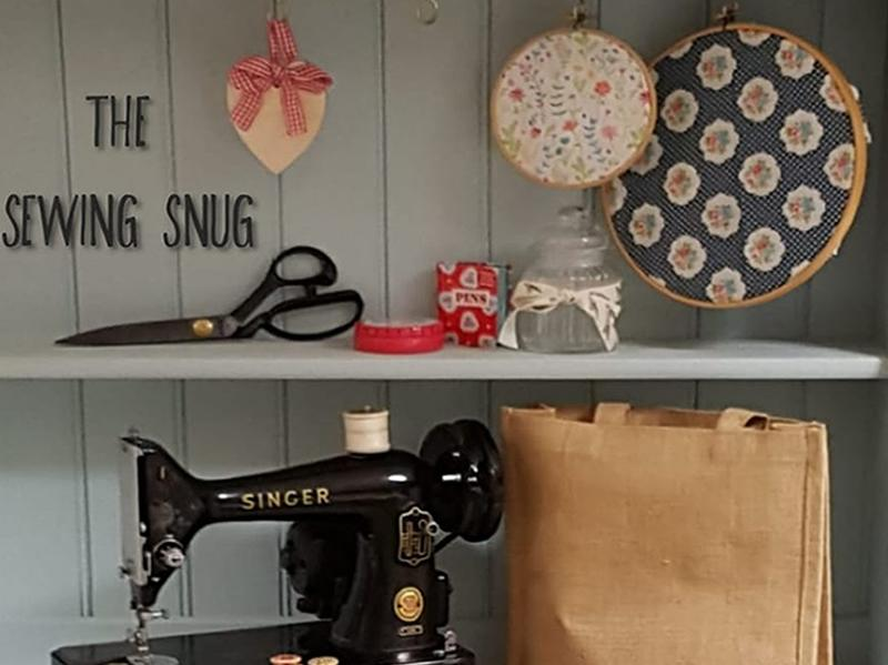 The Sewing Snug