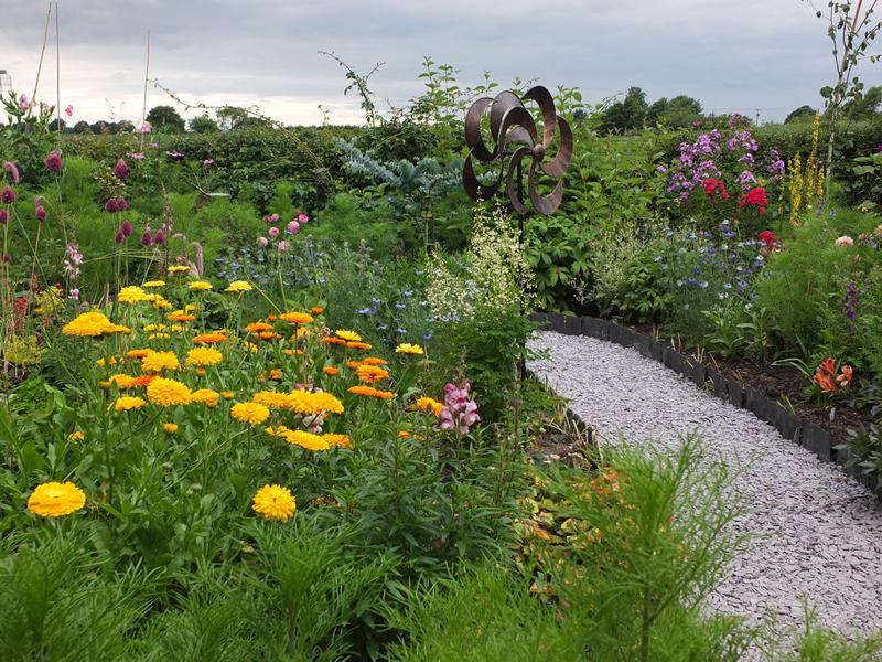 Scotland's Gardens Scheme Open Garden: Kilmaurs Gardens