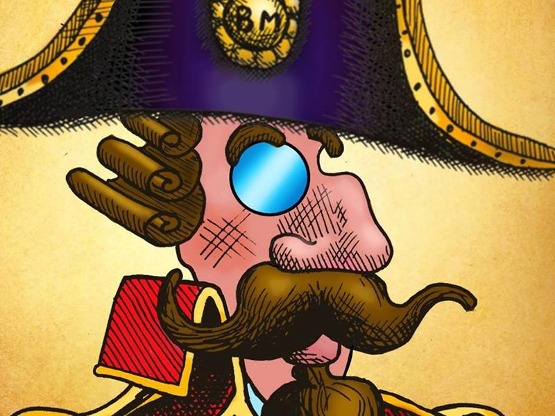 The Extraordinary Time Travelling Adventures of Baron Munchausen - CANCELLED