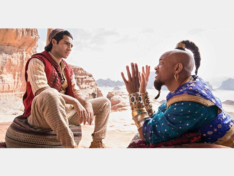 Aladdin: Half-Term Screening