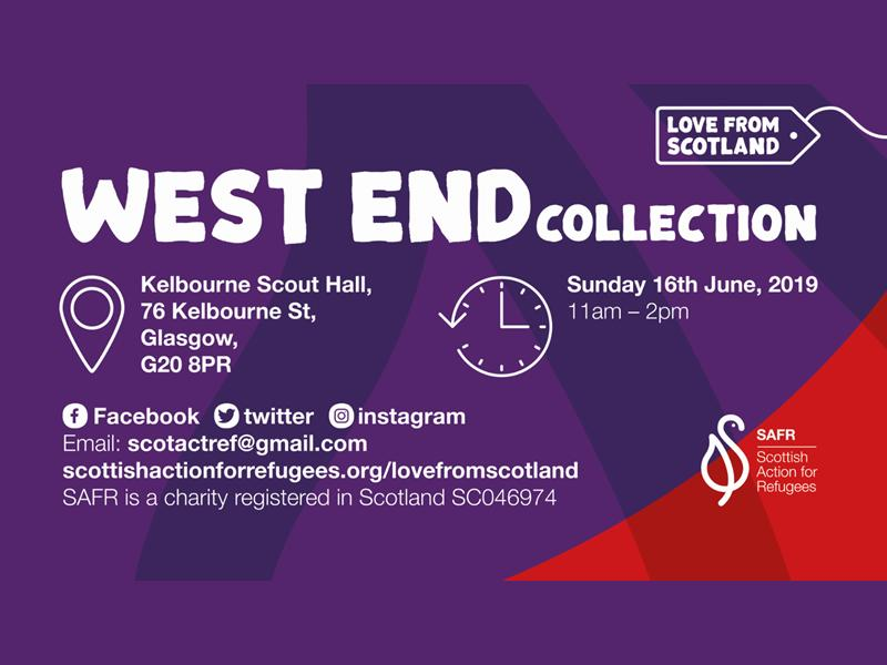 Love from Scotland - West End Collection