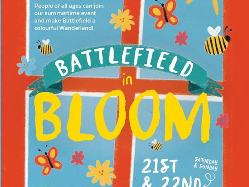 Battlefield in Bloom