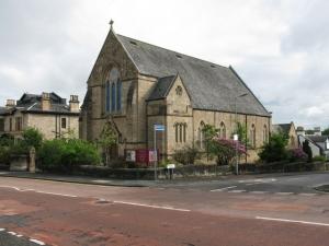 Lenzie Union Parish Church