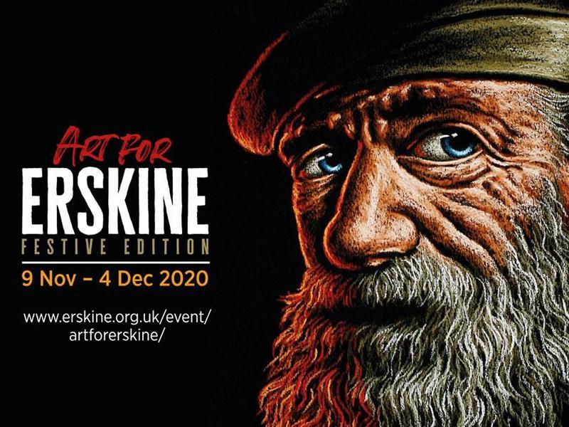 Art for Erskine: Festive Edition