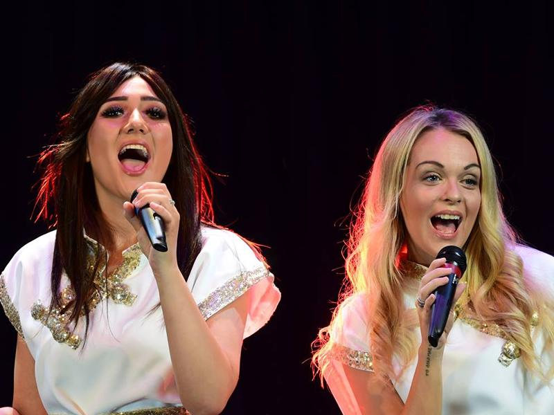 ABBA Musik Tribute Night