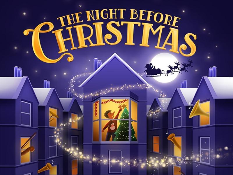 Children's Classic Concerts and the Royal Scottish National Orchestra present: The Night Before Christmas - CANCELLED