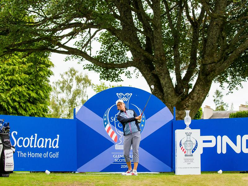 The greatest female golfers in the world are heading to Scotland!