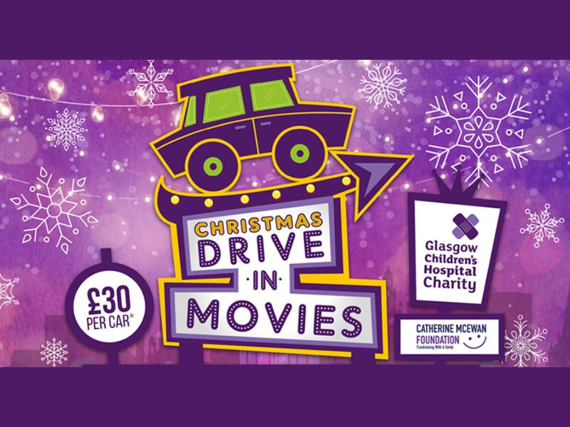 Christmas Drive-In Movies