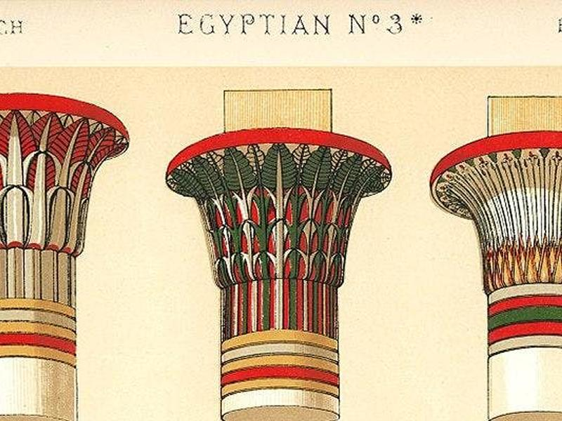 The Egyptian Revival in Architecture