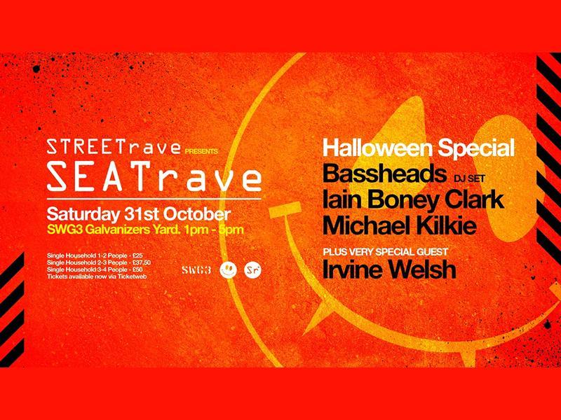 STREETrave Presents SEATrave - Halloween Special