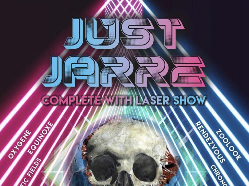 Just Jarre & Man Machine