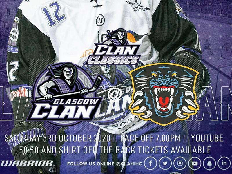 Clan Classics - Glasgow Clan @ Nottingham Panthers