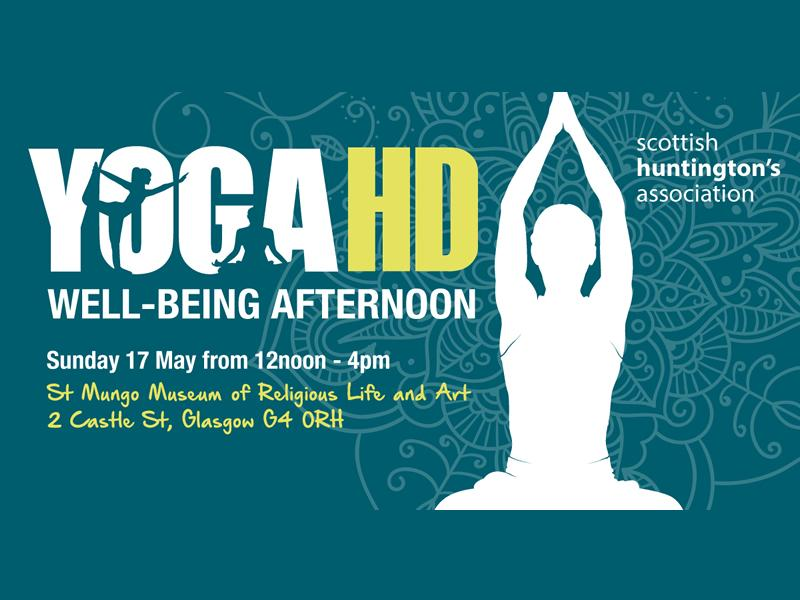 Yoga HD Well-Being Afternoon - CANCELLED