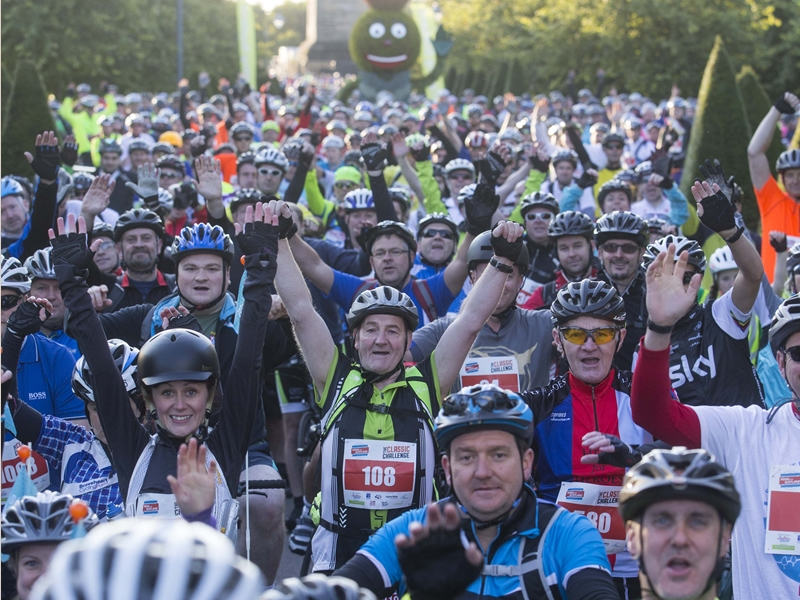 Pedal For Scotland: The Classic Challenge