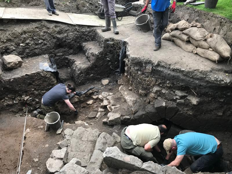 Centuries old mystery of Paisley Abbey medieval tunnel is revealed