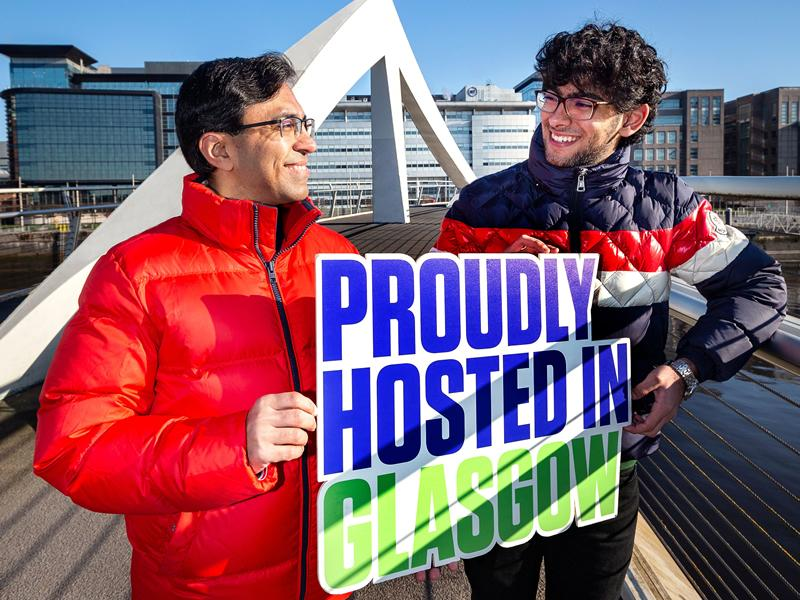 10,000 apply to volunteer at COP26