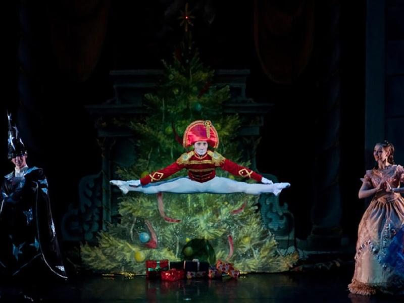 Saint Petersburg Classic Ballet: The Nutcracker