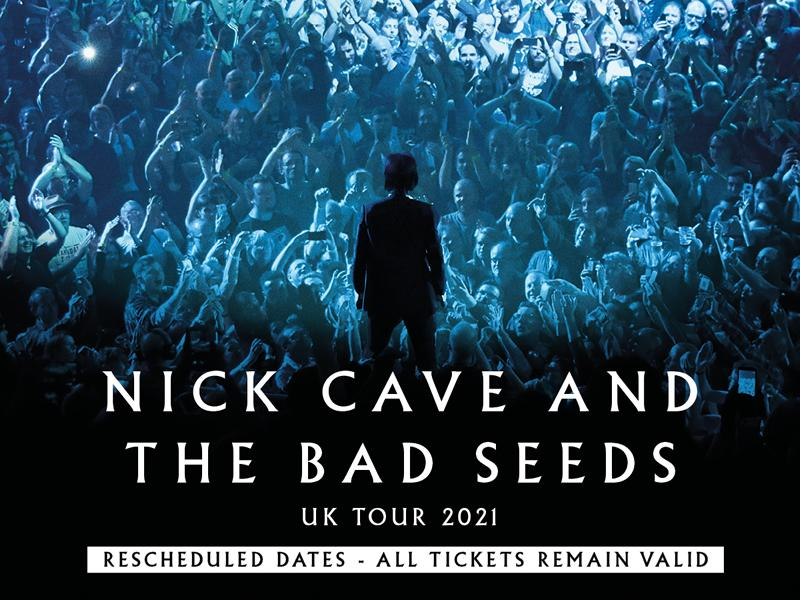 Nick Cave & The Bad Seeds - CANCELLED