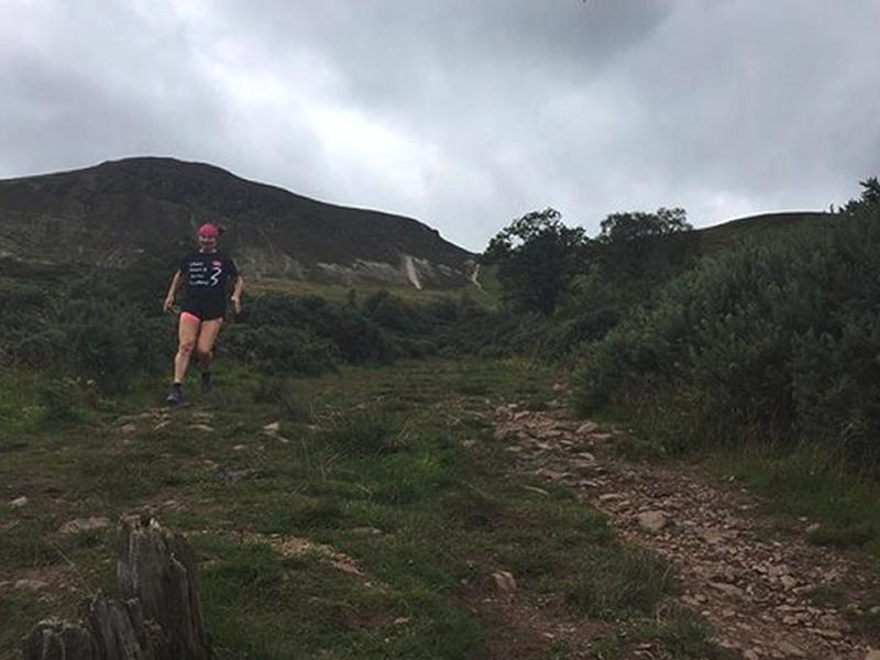 Marathon Mum takes on biggest challenge yet, recovering from stroke