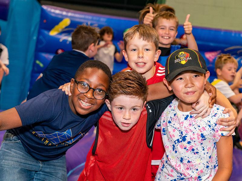 Fun and games guaranteed at Summer Activity Camps