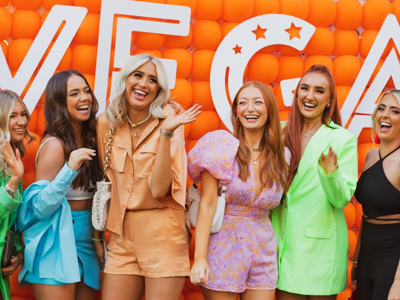 Drink, dance, eat and repeat as VEGA takes off in Glasgow