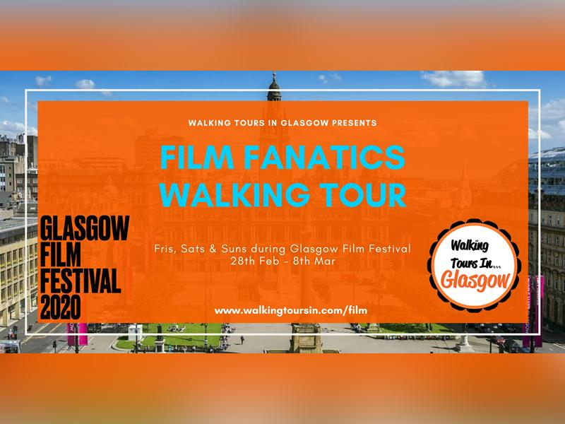 Film Fanatics Walking Tour