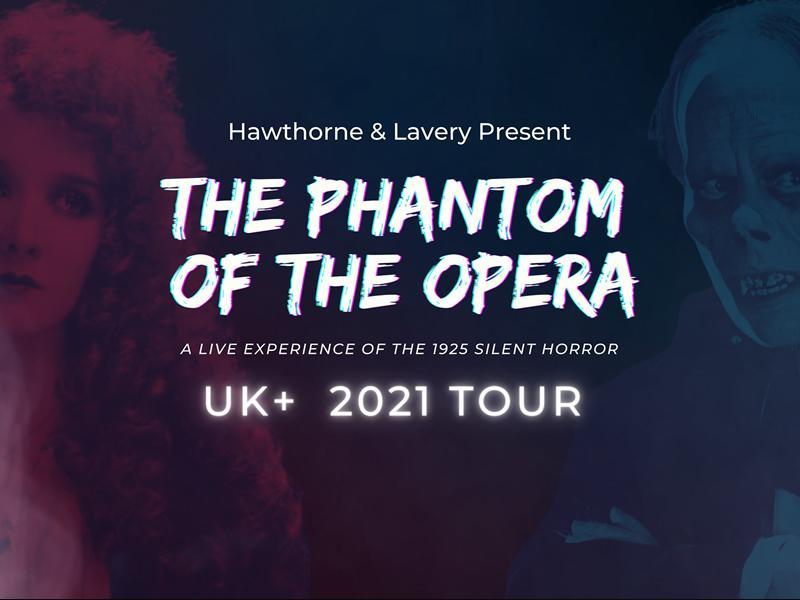 The Phantom of the Opera (1925) with LIVE Musical Accompaniment