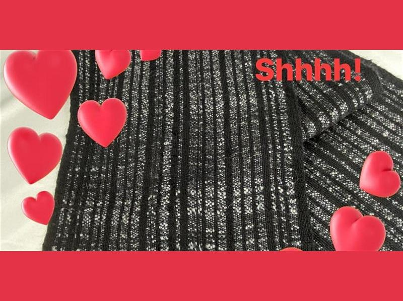 Say ''I Love You'' with a Handwoven Hug in a Scarf
