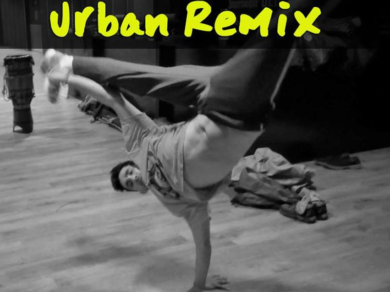 Urban Remix with Andres and Lara