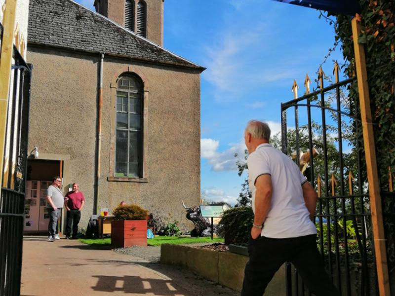 Doors Open Days will return in September with a programme of in person and online events and activities
