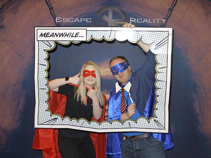 Become A Superhero With Escape Reality Edinburgh