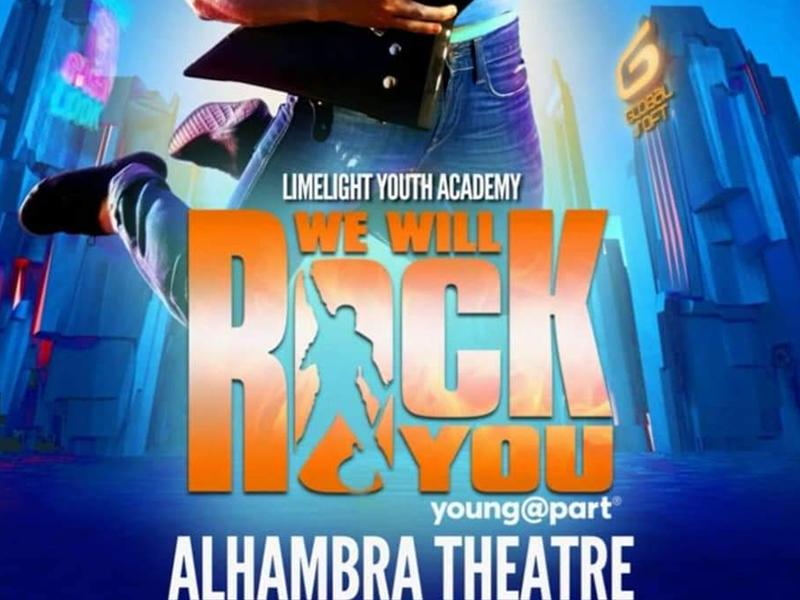 Limelight Youth Academy: We Will Rock You