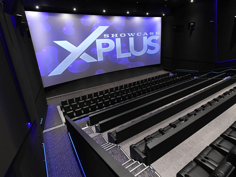 Showcase Cinemas To Get Luxury Upgrades