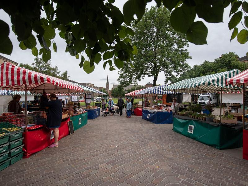 City Property Markets announce closure of retail market, farmers market and car boot sale