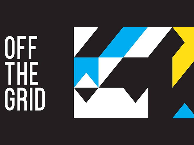 Off the Grid - a Creative Maths Exhibition