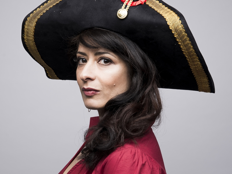 Shappi Khorsandi: Mistress And Misfit