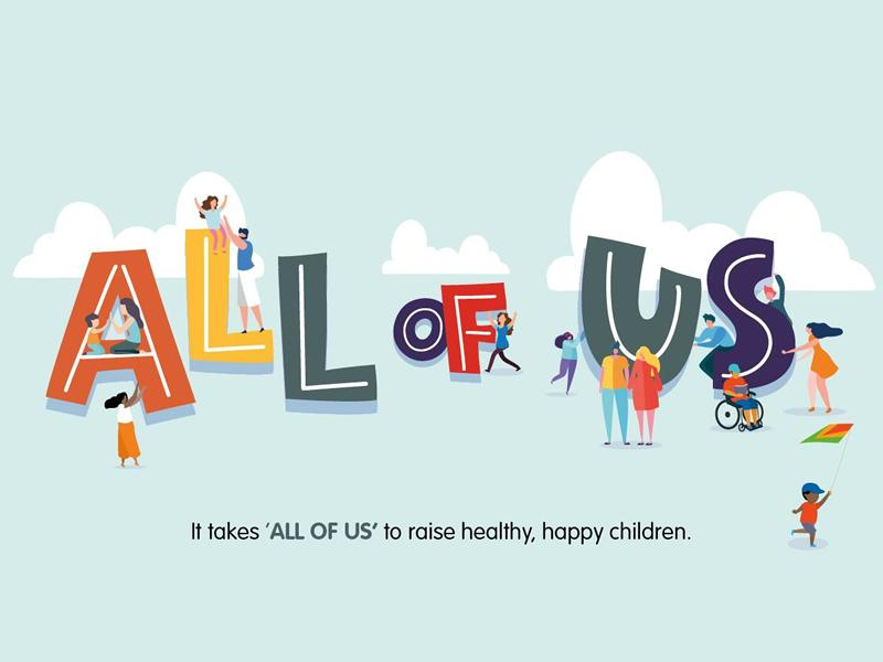 Online Family Fun Day - Launch of 'All of Us Govan'