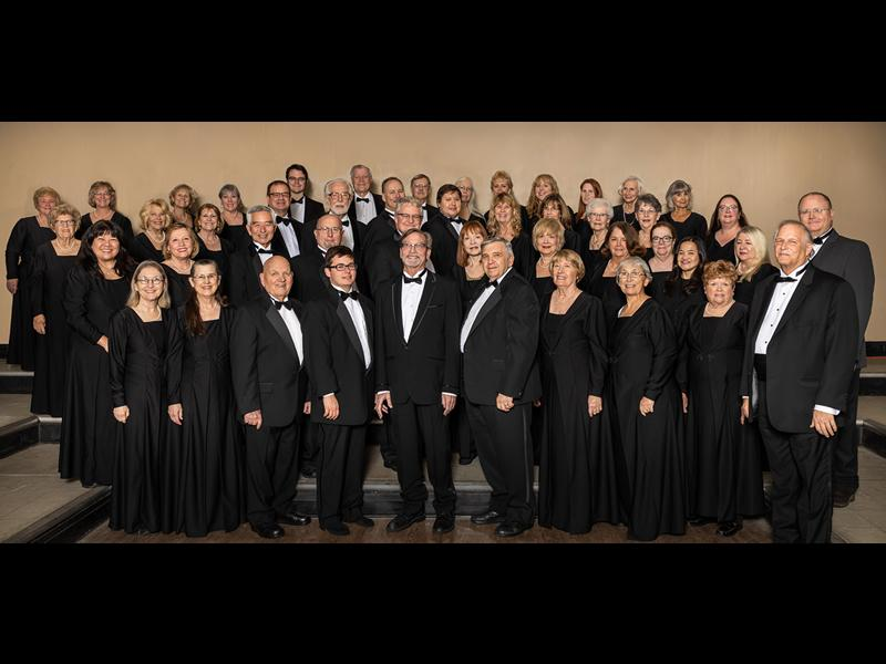 A Musical Tapestry featuring Orange Community Master Chorale, USA
