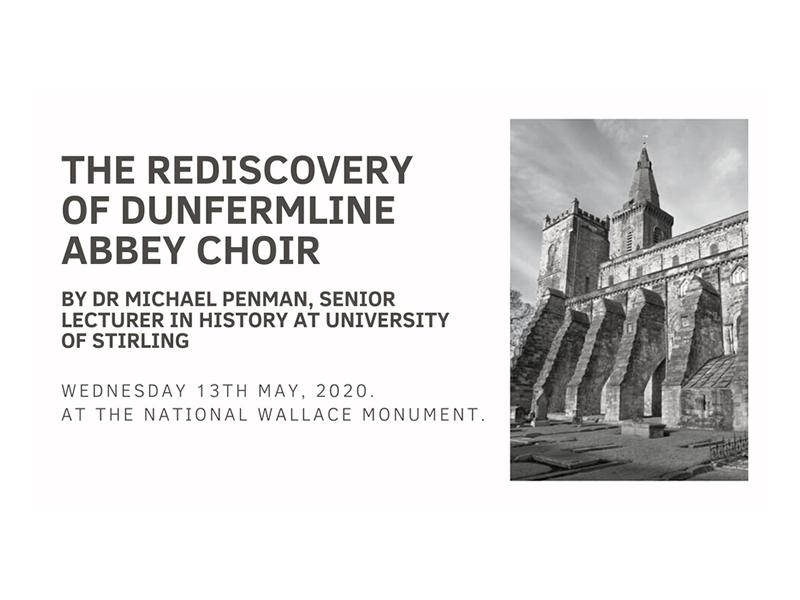 Evening Lecture - Dr Michael Penman - CANCELLED