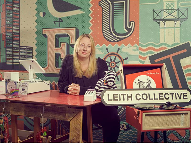 The Leith Collective leads the way in making 2021 the year of going green